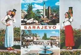 Postcard RA013078 - Bosnia (Bosna Hercegovina) Sarajevo - Bosnia Y Herzegovina