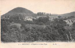 88-BRUYERES-N°3830-E/0043 - Bruyeres