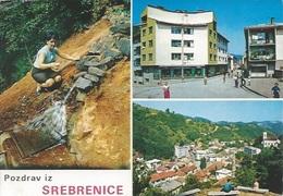 Postcard RA013083 - Bosnia (Bosna Hercegovina) Republika Srpska Srebrenica - Bosnia Y Herzegovina