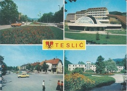 Postcard RA013088 - Bosnia (Bosna Hercegovina) Republika Srpska Teslic - Bosnia Y Herzegovina