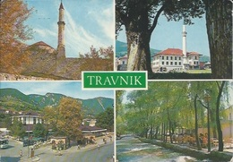 Postcard RA013092 - Bosnia (Bosna Hercegovina) Travnik - Bosnia Y Herzegovina