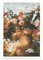 XW 2304 Carlo Maratta - Amore E Ghirlande Di Fiore - Paris Musée Du Louvre - Dipinto Paint Peinture / Non Viaggiata - Pittura & Quadri