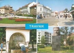 Postcard RA013095 - Bosnia (Bosna Hercegovina) Travnik - Bosnia Y Herzegovina