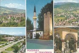 Postcard RA013098 - Bosnia (Bosna Hercegovina) Travnik - Bosnia Y Herzegovina