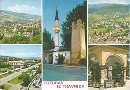 Postcard RA013099 - Bosnia (Bosna Hercegovina) Travnik - Bosnia Y Herzegovina