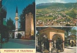 Postcard RA013102 - Bosnia (Bosna Hercegovina) Travnik - Bosnia Y Herzegovina