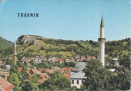 Postcard RA013104 - Bosnia (Bosna Hercegovina) Travnik - Bosnia Y Herzegovina