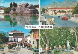 Postcard RA013109 - Bosnia (Bosna Hercegovina) Republika Srpska Trebinje - Bosnia Y Herzegovina