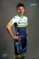 CARTE CYCLISME MICHAEL ALBASINI TEAM ORICA GREENEDGE  2014 - Cyclisme