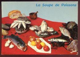 CPM Recette De Cuisine La Soupe De Poissons - Recetas De Cocina
