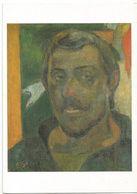 XW 2305 Paul Gaugin - Autoritratto Self Portrait Portrat - Dipinto Paint Peinture / Non Viaggiata - Pittura & Quadri