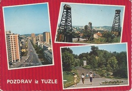 Postcard RA013119 - Bosnia (Bosna Hercegovina) Tuzla - Bosnia Y Herzegovina