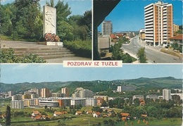 Postcard RA013120 - Bosnia (Bosna Hercegovina) Tuzla - Bosnia Y Herzegovina