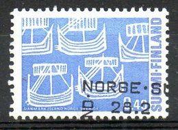 FINLANDE. N°620 Oblitéré De 1969. Communauté Scandinave. - Joint Issues