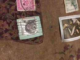 USA I PRESIDENTI 1 VALORE - Postzegels