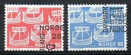 NORVEGE. N°534-5 Oblitérés De 1969. Communauté Scandinave. - Joint Issues