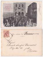 S. Marino - Feste Celebrative Pel XVI Secolo Della Fondazione Della Repubblica, Il Corteo, Ante 1906 - San Marino