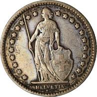 Monnaie, Suisse, Franc, 1914, Bern, TB+, Argent, KM:24 - Zwitserland