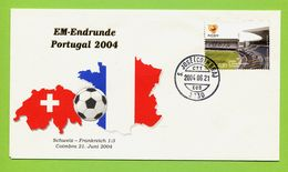 Portugal 2004,  UEFA ---  EURO  2004,  Endrunde - 1910-... République