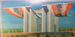 U) 1988, VENEZUELA, XXIV OLYMPIC GAMES SEOUL, POSTAL INSTITUTE, FDC - Venezuela