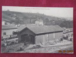 CPA - Sain-Bel - La Chaîne Des Mines De Saint-Gobin - France