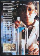 Carte Maximum Jean Macnamara, Médecin, Enfants, Scientifique - Macfarlane Burnet, Virologue (Medical Science- Australia) - Medicine