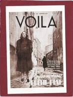 EDITH PIAF VOILA NOVEMBRE 1939 LES ETOILES DU FRONT CPM - Chanteurs & Musiciens