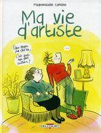 Ma Vie D'artiste - Mademoiselle Caroline - Delcourt - Otros Autores