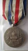 Médaille  D'honneur  Des Chemins De Fer Français - Firma's