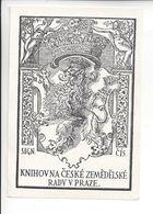 Ex Libris.85mmx120mm. - Bookplates
