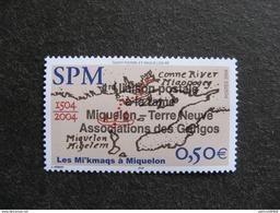 Saint Pierre Et Miquelon: TB N° 819, Neuf XX. - St.Pierre Et Miquelon