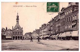 7208 - Péronne ( 80 ) - Hotel De Ville - éd. LDevaux - - Peronne