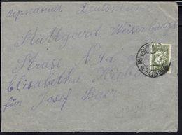 Russie - 1929-32 - Timbre 15 Kon N° 430 Seul Sur Enveloppe à Destination De Stuttgard - B/TB - - 1923-1991 URSS