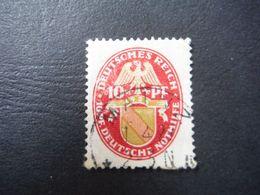 Timbre Deutsches Reich 1926 - Blason 10 Pfennig - Germany