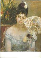 XW 2311 Berthe Morisot - Au Bal - Musée Marmottan Paris - Dipinto Paint Peinture / Non Viaggiata - Pittura & Quadri