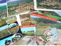 15x STADE STADIUM Milano Marittima Albenga Fusignano Lignano Mezzana Murano Novacella Portogruaro Roveredo P.Marina - Football