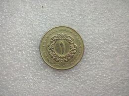 Jordan  1 Dinar , 1998 (Hussein) - Jordanie