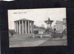 94583     Italia,   Roma,   Tempio  Di Vesta,  VGSB  1917 - Autres Monuments, édifices