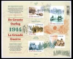 België BL220 ON - De Groote Oorlog - La Grande Guerre - Ongetand - Non Dentelé - Belgique