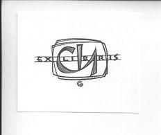 Ex Libris.60mmx50mm. - Bookplates