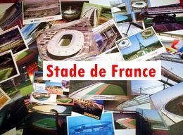 32x PARIS SAINT DENIS STADE DE FRANCE STADIUM ESTADIO STADION STADIO POSTCARD - Football