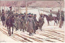 """Prise De PRZEMYSL Par Les Russes, Le 21 Mars 1915 Avec Pub Au Dos  """" SOLUTION PAUTAUBERGE Prévient  La TUBERCULOSE """" - Autres"""