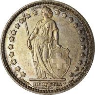 Monnaie, Suisse, Franc, 1920, Bern, TB+, Argent, KM:24 - Zwitserland