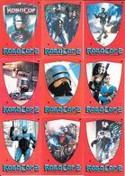 Z585 - SERIE COMPLETE 11 CARTES TOPPS - ROBOCOP 2 - Merchandising