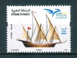 MOROCCO MAROC MAROKKO EUROMED LE CHEBEC 2015 - Morocco (1956-...)
