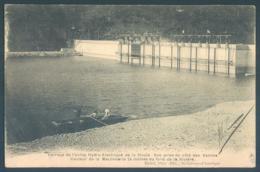 63 Barrage De L'Usine Electrique De La Sioule - France