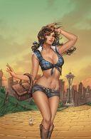 Postcard Pin Up Comic./94 - Stripverhalen