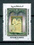 MOROCCO MAROC MAROKKO CENTENAIRE DE LA TRESORERIE GENERALE DU ROYAUME ET DU COMPTABILITE PUBLIQUE 2017 - Morocco (1956-...)
