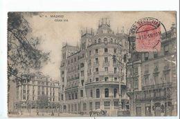 MADRID : Gran Via N°4 - Madrid