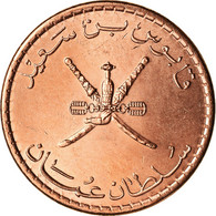 Monnaie, Oman, Qabus Bin Sa'id, 5 Baisa, 2013, British Royal Mint, SPL - Oman
